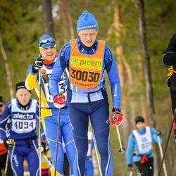 Skiing 90 km - Alf Holmberg (30030)