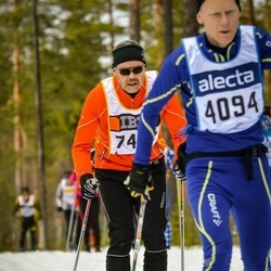 Skiing 90 km - Anders Runhem (7462)