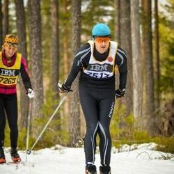 Skiing 90 km - Dean Mcgowan (7513)