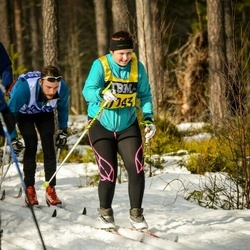 Skiing 90 km - Amanda Åström (17243)