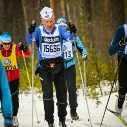 Skiing 90 km - Edvin Kristiansen (15636)