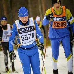 Skiing 90 km - Börje Svensson (5578)