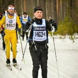 Skiing 90 km - Danne Wallin (14624)