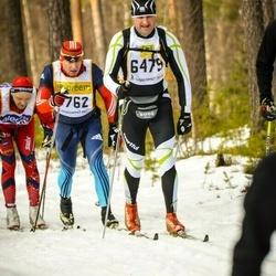 Skiing 90 km - Emil Madsen (6479)