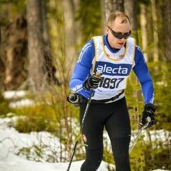 Skiing 90 km - Amund Kristian Strand (11897)