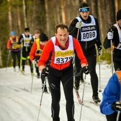 Skiing 90 km - Christer Cederlund (9379)