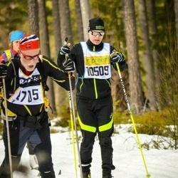 Skiing 90 km - Ari Vuorio (10509)