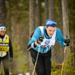 Skiing 90 km - Bjarne Sørum (14594)