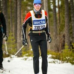 Skiing 90 km - David Wistingsgård (11870)