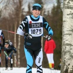 Skiing 90 km - Fredrik Öhrner (1079)