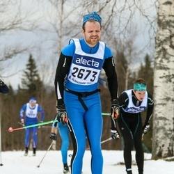 Skiing 90 km - Christian Lejon (2673)