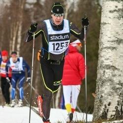 Skiing 90 km - Jari Hirn (1253)