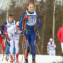 Skiing 90 km - Anders Storhaug Heen (2177)