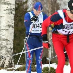 Skiing 90 km - Dick Gustafsson (1042)