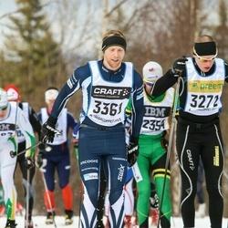 Skiing 90 km - Andreas Degerfeldt (3361)