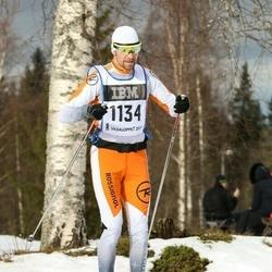 Skiing 90 km - Janis Teteris (1134)