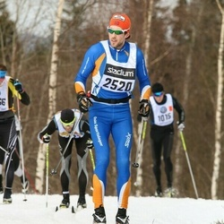 Skiing 90 km - Eirik Messelt (2520)