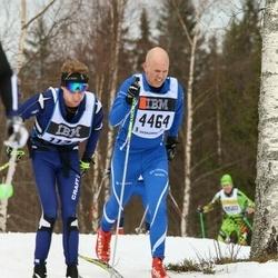 Skiing 90 km - Pär Ingelström (4464)