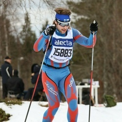 Skiing 90 km - Johan Mäenpää (15883)