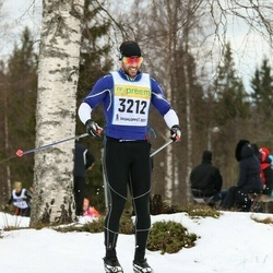 Skiing 90 km - Christian Sörqvist (3212)