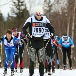 Skiing 90 km - Jonas Örn (1080)