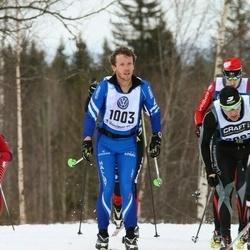 Skiing 90 km - David Erixon (1003)