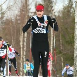 Skiing 90 km - Henrik Brövig (3853)