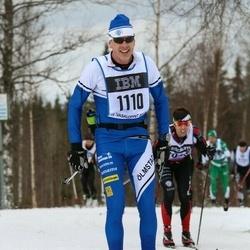 Skiing 90 km - Peter Nilsson (1110)