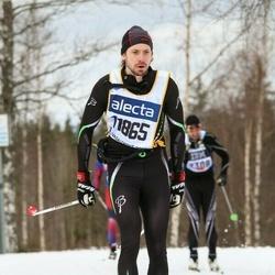 Skiing 90 km - Anders Eriksson (11865)
