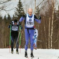 Skiing 90 km - Oddvar Vehusheia (2285)