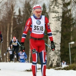 Skiing 90 km - Einar Bystøl (3518)