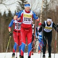 Skiing 90 km - Jörgen Hugosson (3216)