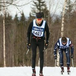 Skiing 90 km - Daniel Eklund (3467)