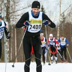 Skiing 90 km - Arne Engen (2400)