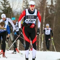 Skiing 90 km - Adam Jindra (2387)