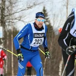 Skiing 90 km - Markus Knutgård (2021)