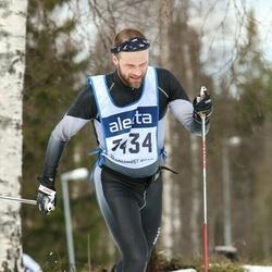 Skiing 90 km - David Olsson (3434)
