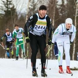 Skiing 90 km - Anders Frykblom (2444)
