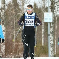 Skiing 90 km - Marcus Ullman (2656)