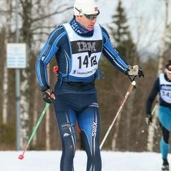 Skiing 90 km - Marius Gjestrumbal (1416)