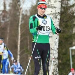 Skiing 90 km - Per Thunberg (3019)