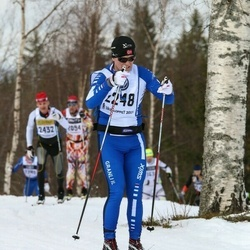 Skiing 90 km - Ted Saether (2248)