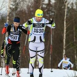 Skiing 90 km - Jan Tommy Sagmyr (3630)