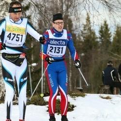 Skiing 90 km - Jarle Haugstad (2313)