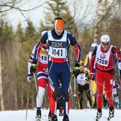 Skiing 90 km - Stefan Mäki (1141)