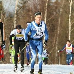 Skiing 90 km - Jakob Böhm (3553)