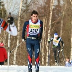 Skiing 90 km - Erik Lundell (3217)