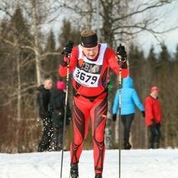 Skiing 90 km - Ari Kittilä (3679)