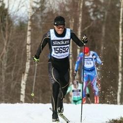 Skiing 90 km - Carlo Kuonen-König (15692)
