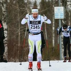 Skiing 90 km - Magnus Nygren (2345)
